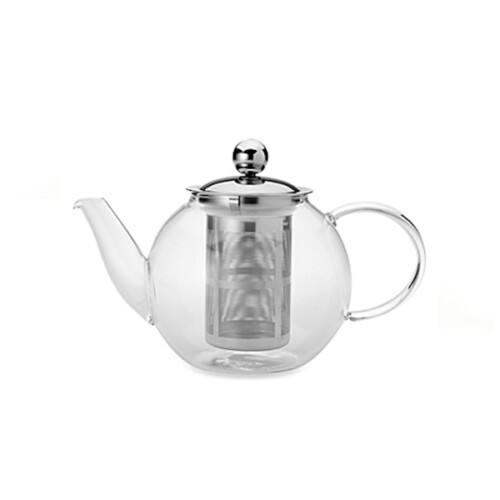 Teaware Clear Glass Teapot Infuser