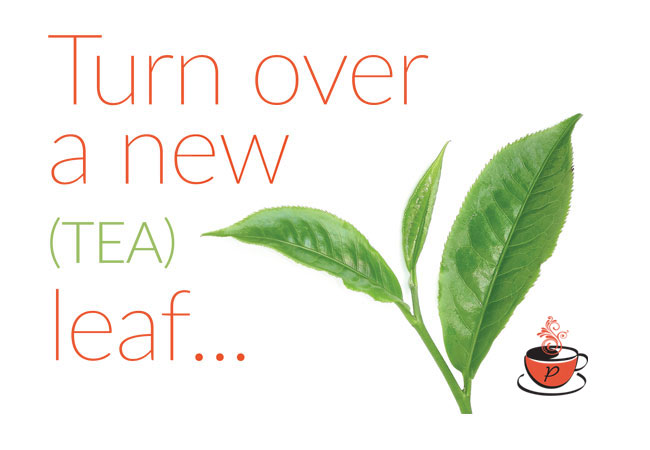 Pennie's Tea tag line